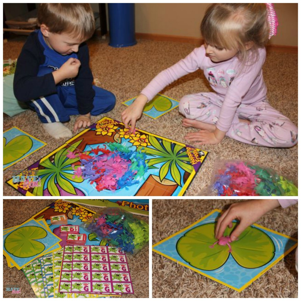 Super Duper Publications Hopping Frogs Language Game