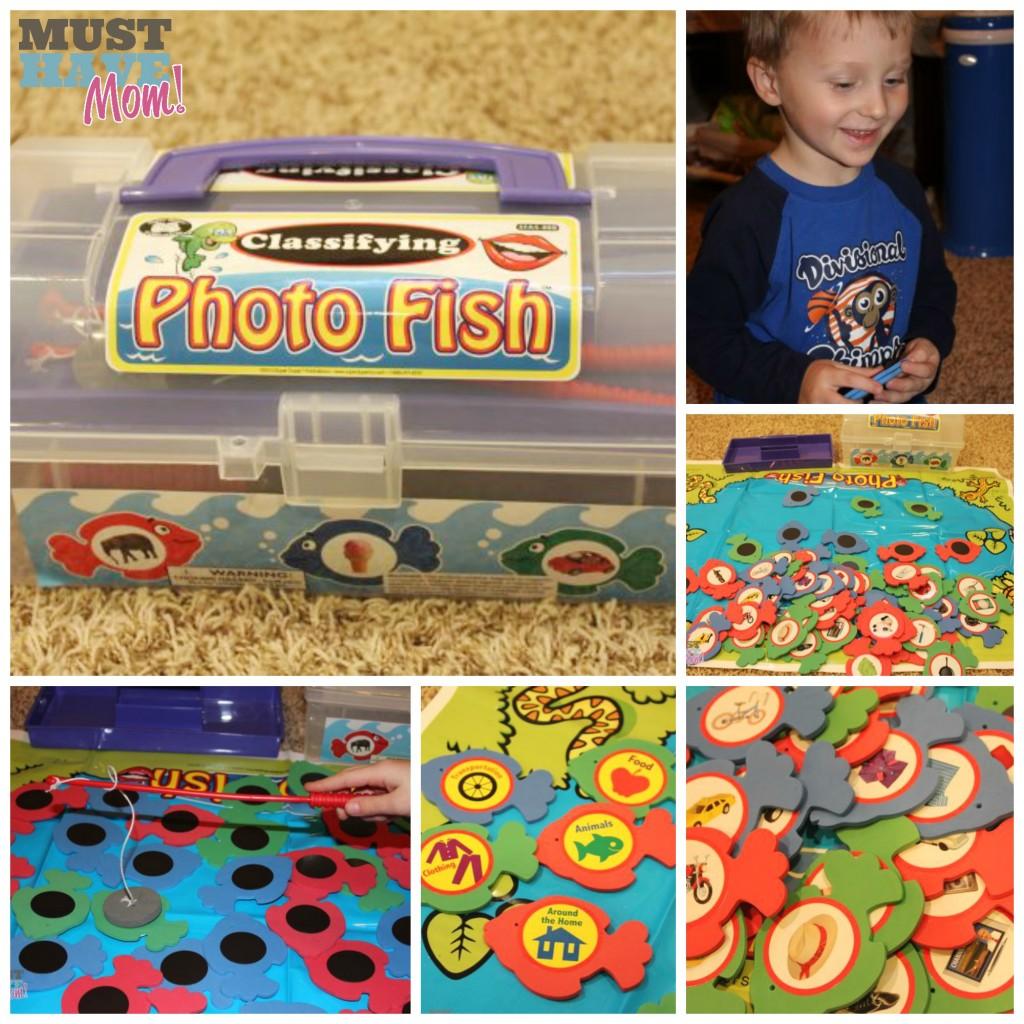 Super Duper Publications Photo Fish