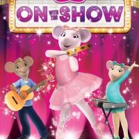 Angelina Ballerina On With The Show DVD