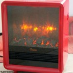 Stay Warm & Cozy This Winter With The Crane Electric Fireplace Heater!