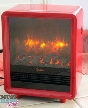 Stay Warm Cozy This Winter With The Crane Electric Fireplace Heater Must Have Mom
