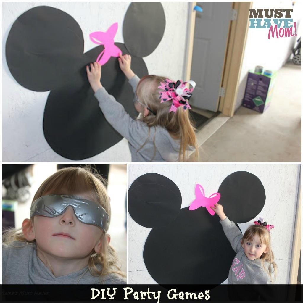 DIY Party Games