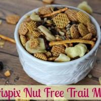 Kellogg's Crispix Nut Free Trail Mix
