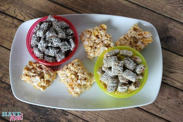 Kellogg's Great Tasting Snacks