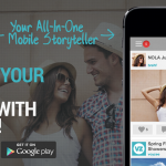 Fun Way To Share Photos & Videos From Your Phone Or Social Media Accounts!