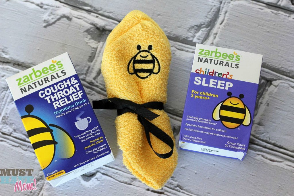 Zarbees Natural and Drug Free Children's Remedies
