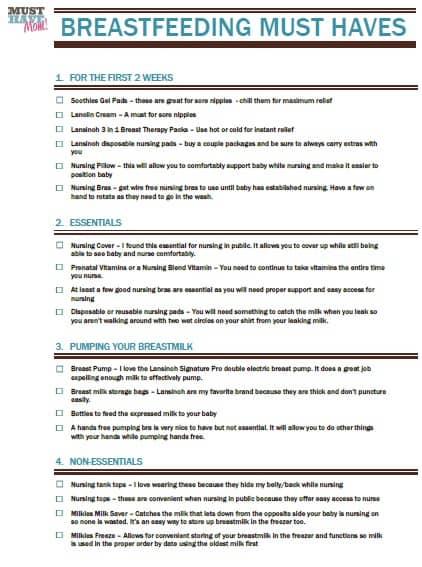 Daily Necessities List Universalcouncil Info