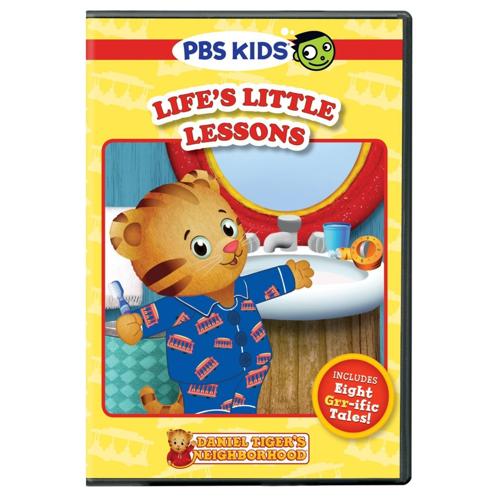 Daniel Tiger Life's Little Lessons
