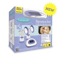 Lansinoh Signature Pro™ Double Electric Breast Pump {Review & Giveaway!}