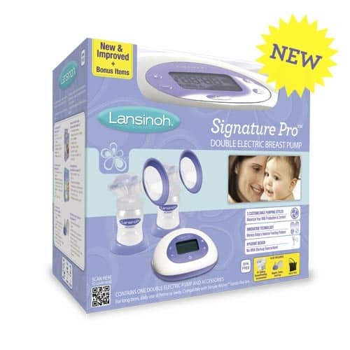 Lansinoh Signature Pro™ Double Electric Breast Pump Review