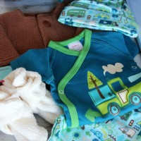 Bringing Home Baby Outfit! {Zutano Review & $75 Gift Card Giveaway!}