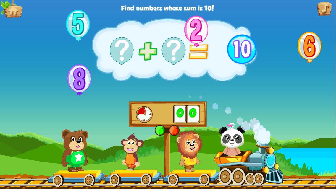 Lola's Math Train 2