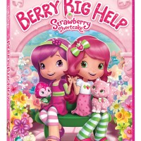 Strawberry Shortcake Berry Big Help DVD Out 2/18! {+ Giveaway & FREE Coloring Sheet!}