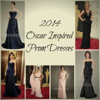 2014 Oscar Inspired Prom Dresses