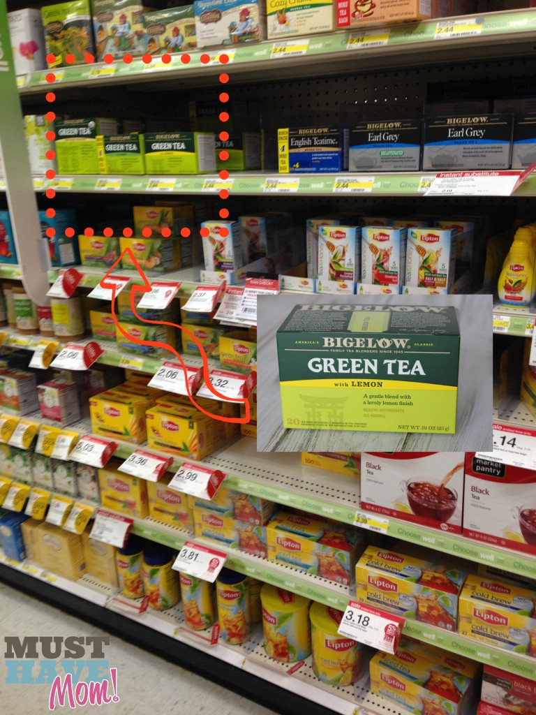 Bigelow Green Tea at Target #Shop