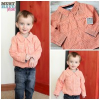 Merging Winter and Spring Fashions For Kids {+ CC & Mays Gift Card Giveaway!}