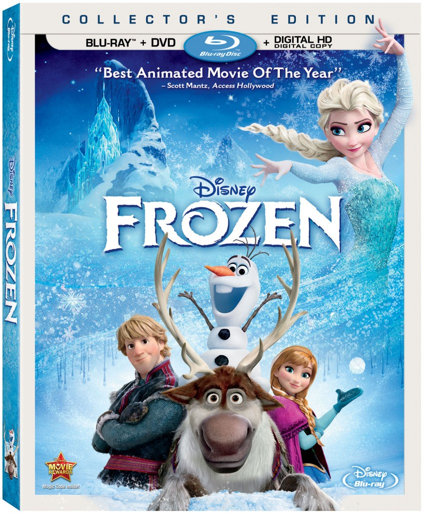 Disney FROZEN Out March 18th!