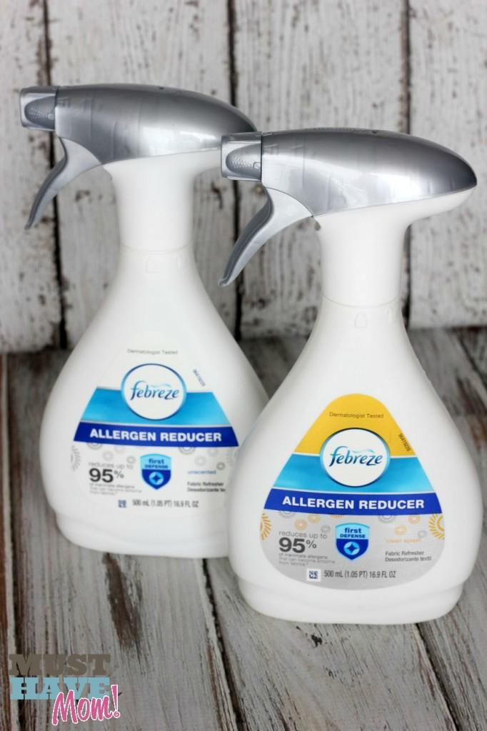 Febreze Allergen Reducer