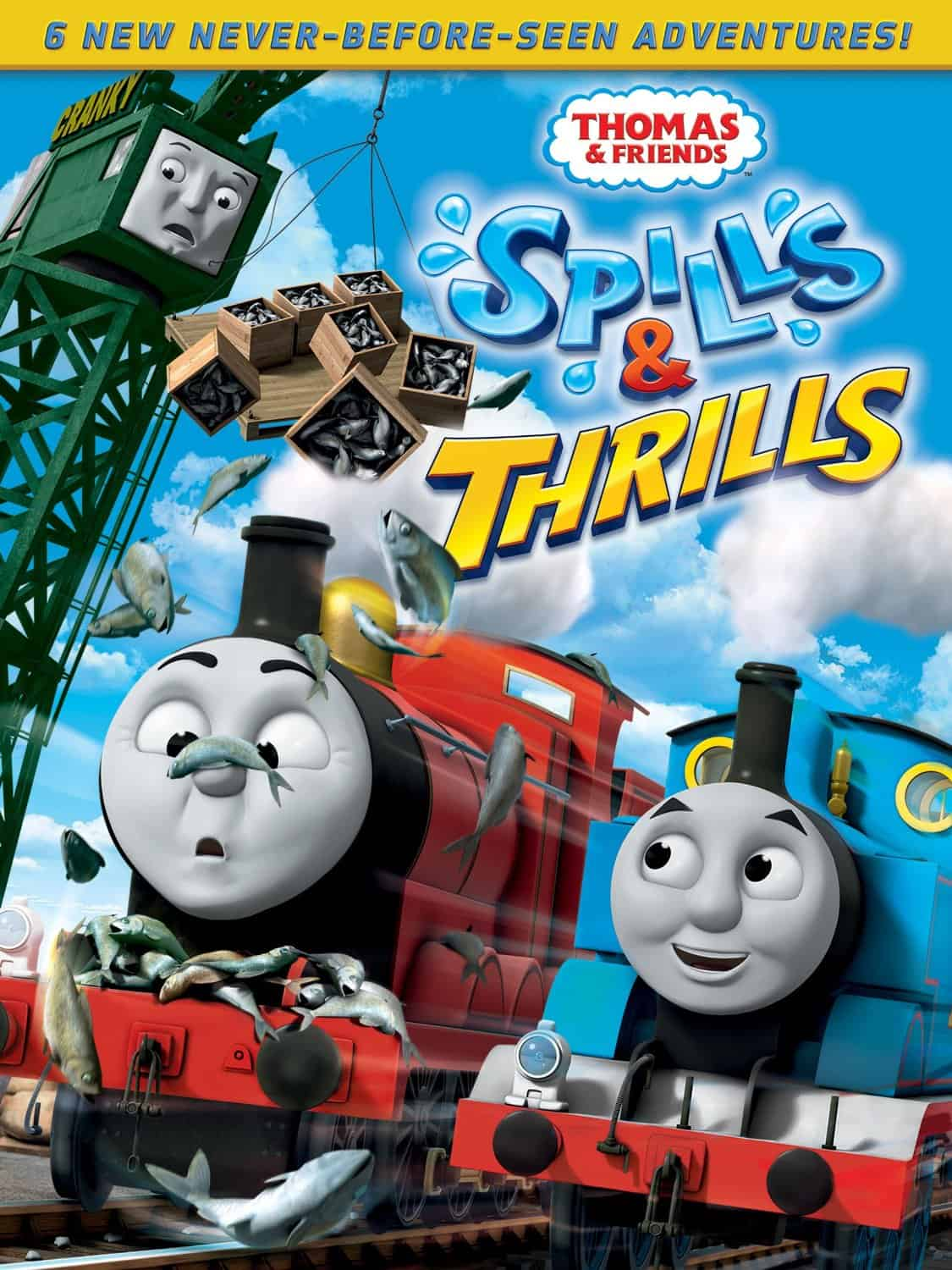 download thomas amp friends spills and thrills free full