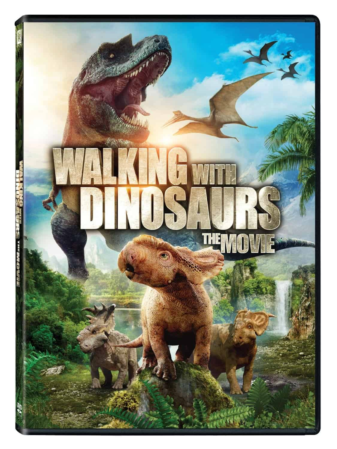 walking with dinosaurs review giveaway free