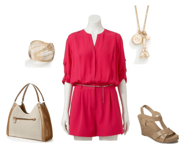 Spring Trends: Pink Is In! Transform Your Look For Less At Kohl's!
