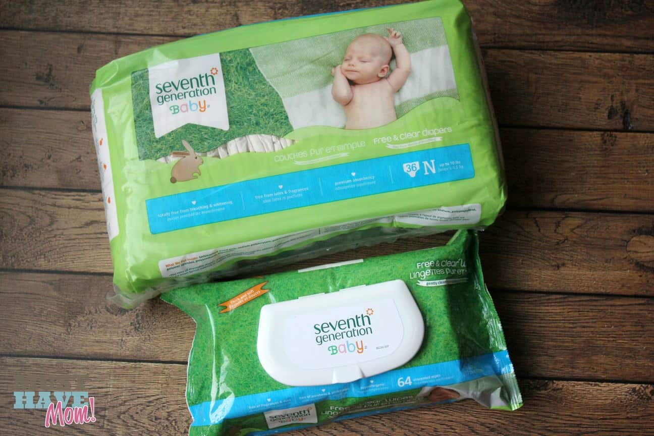 Go Natural For Baby With Seventh Generation Baby!