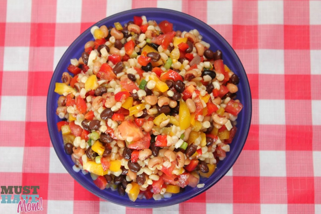 BBQ Sides - Texas Caviar - Must Have Mom