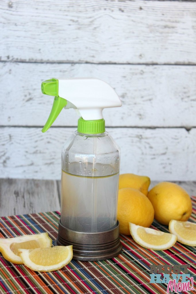 DIY All Purpose Cleaner and Glass Spray Bottle - Must Have Mom