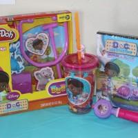 Doc McStuffins Mobile Clinic DVD Out Now + Doc McStuffins Toys!