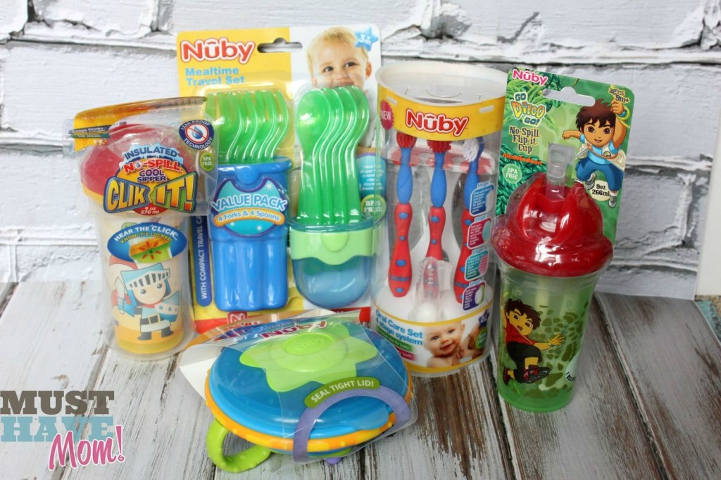 Easter Basket Fillers From Nuby - Must Have Mom