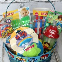 Easter Basket Ideas For Toddlers!