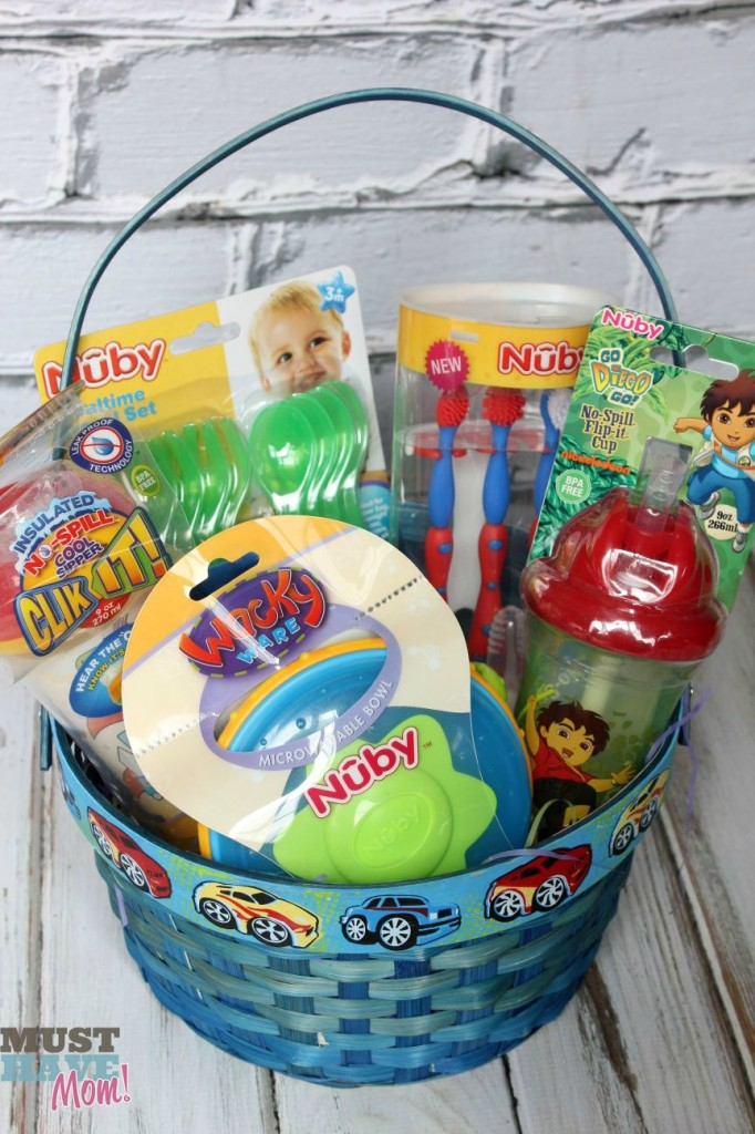Easter Basket Ideas For Toddlers - Must Have Mom