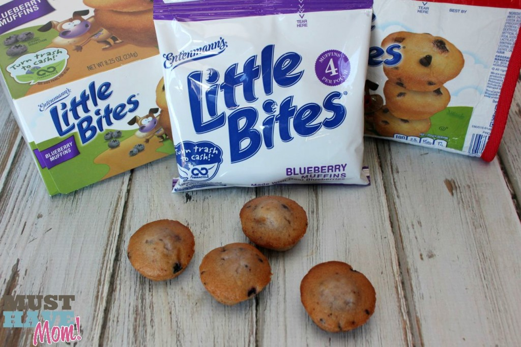 recipe: little bites strawberry yogurt muffins [21]
