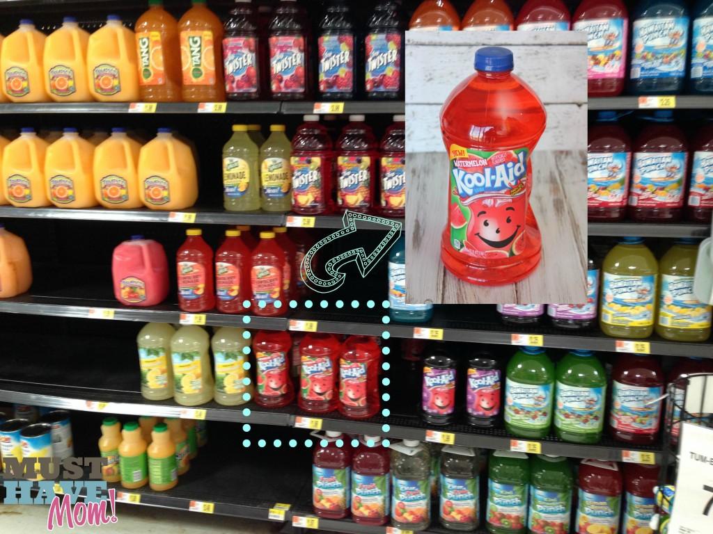 Kool-Aid at Walmart - Must Have Mom