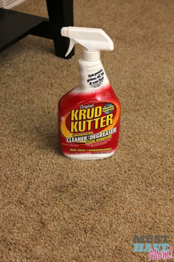 Krud Kutter for Carpets - Must Have Mom