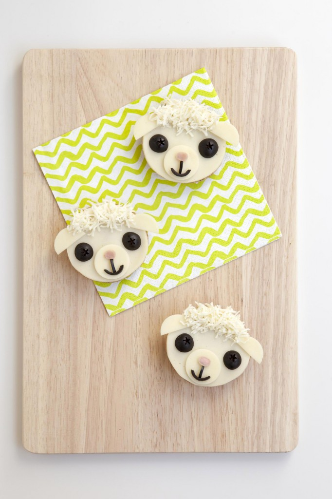 Cute Lambwiches - Must Have Mom