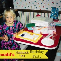 McDonald's Flashback From My Childhood To Today!
