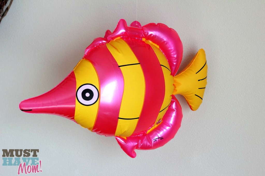 Mermaid Party Fish - Must Have Mom