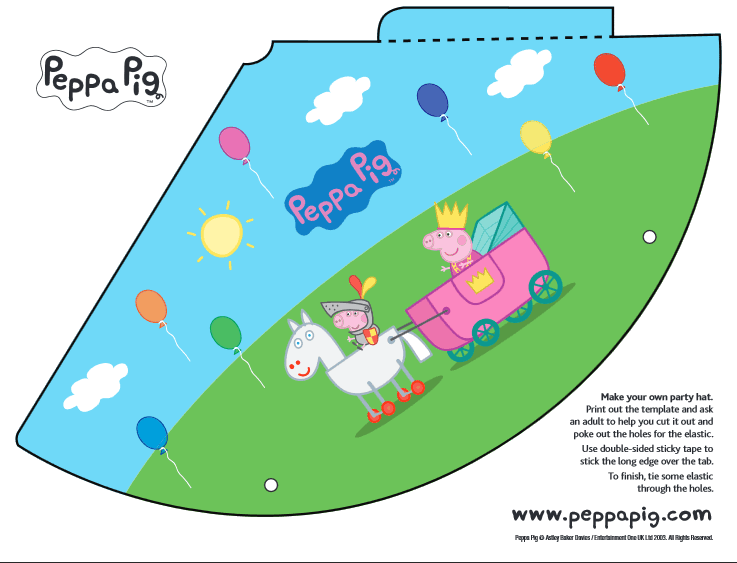 Let Your Preschooler Plan Their Own Peppa Pig Party With ...