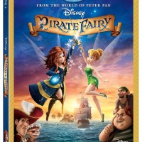Disney's The Pirate Fairy On Blu-Ray & DVD Now + Free Activities!