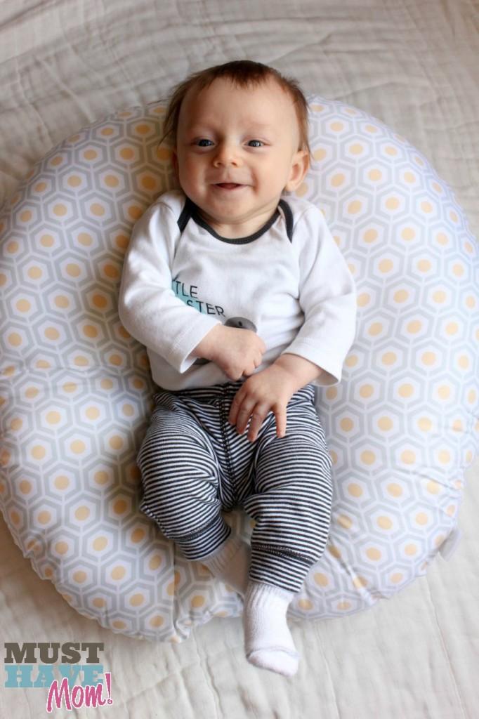 Brady - Boppy Newborn Lounger
