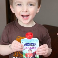 Mess Free Way To Eat Yogurt On The Go!