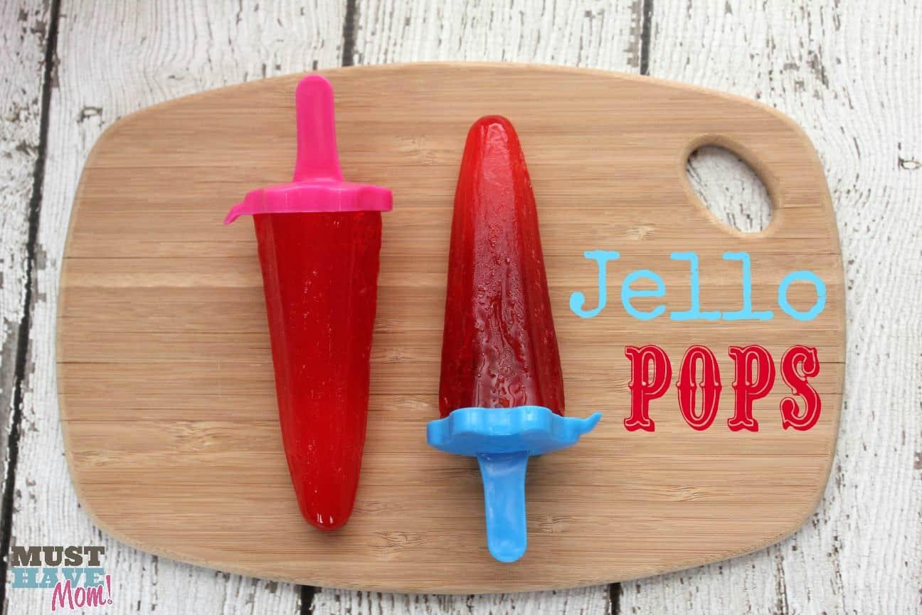 frozen jello pops recipe must have mom