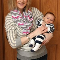 Must Have Infinity Breastfeeding Scarf Combines Fashion & Function