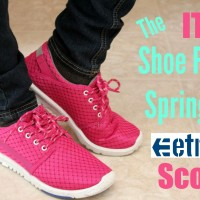The IT Shoe For Spring: Etnies Scout {+ Etnies Scout for Kids or Adults Giveaway!}