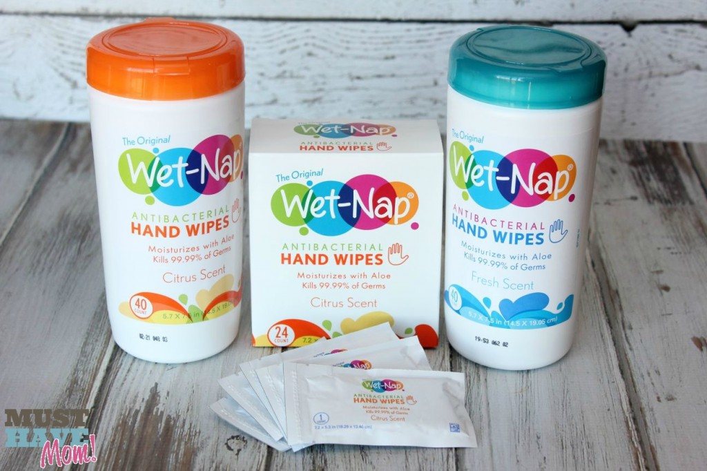 Wet-Nap Wipes #ShowUsYourMess - Must Have Mom