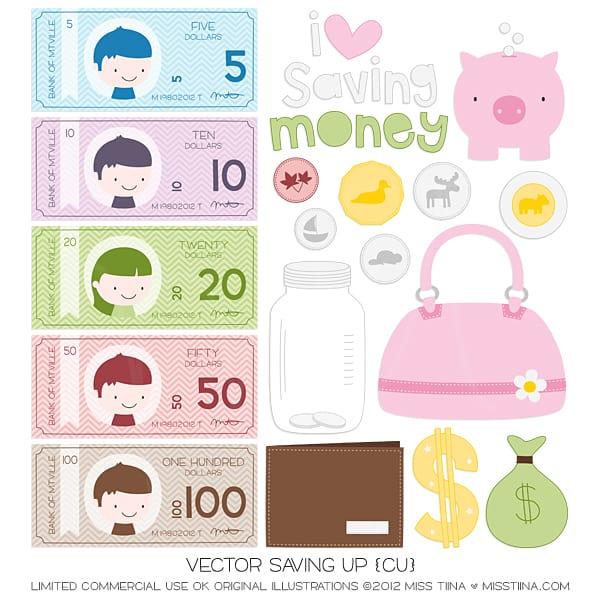 free play money printable