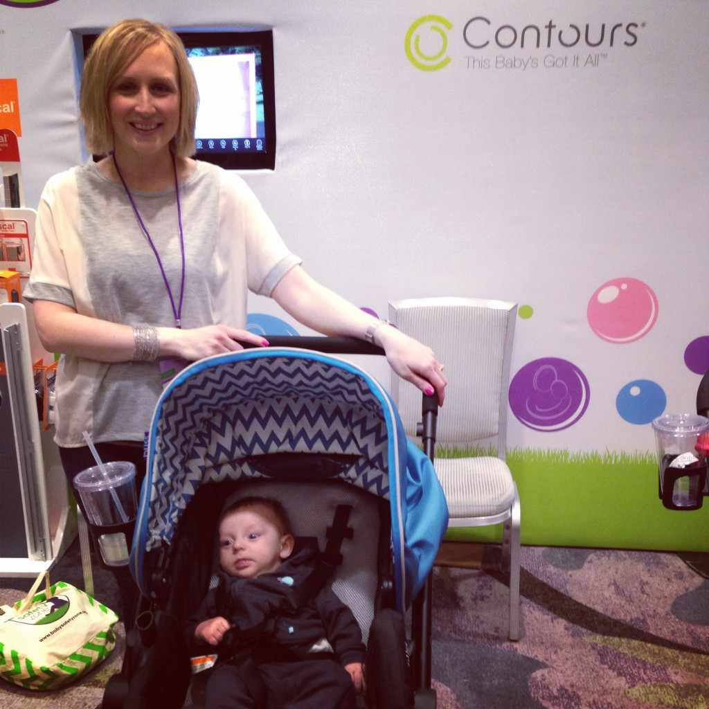Sarah & Brady with the #ContoursBliss