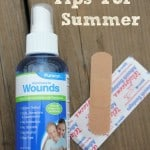 10 First Aid Tips For Summer!