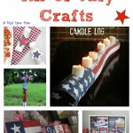 10 Totally Amazing 4th of July Crafts